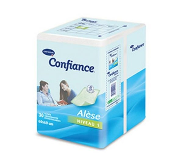 alese confiance packaging niveau 1