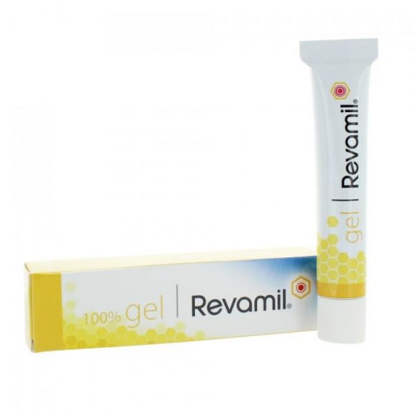 revamil gel base miel