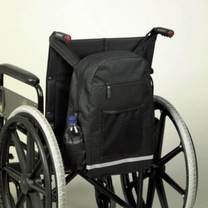 sac fauteuil roulant multi poches