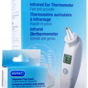 thermomètre auriculaire infrarouge